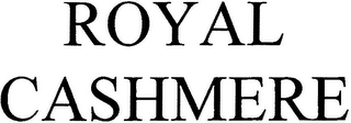 mark for ROYAL CASHMERE, trademark #79103245