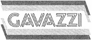 mark for GAVAZZI, trademark #79103276