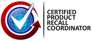 mark for CERTIFIED PRODUCT RECALL COORDINATOR, trademark #79103646