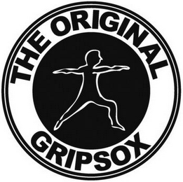 mark for THE ORIGINAL GRIPSOX, trademark #79104127