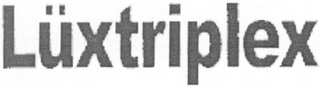mark for LÜXTRIPLEX, trademark #79104415