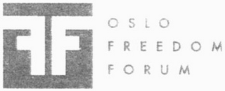 mark for FF OSLO FREEDOM FORUM, trademark #79104595