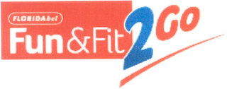 mark for FLORIDABEL FUN & FIT 2 GO, trademark #79104604