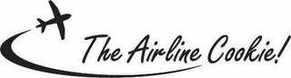 mark for THE AIRLINE COOKIE!, trademark #79104655
