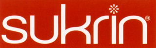 mark for SUKRIN, trademark #79104761