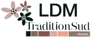 mark for LDM TRADITION SUD HOME, trademark #79104878