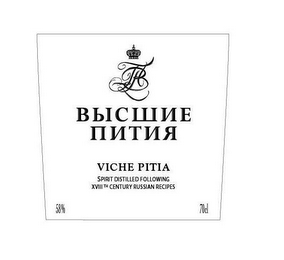 mark for VICHE PITIA, trademark #79105029