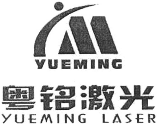 mark for YM YUEMING YUEMING LASER, trademark #79105544