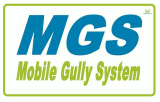 mark for MGS MOBILE GULLY SYSTEM, trademark #79105738