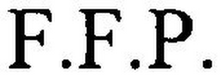 mark for F.F.P., trademark #79105907