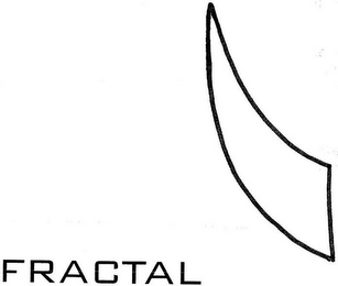 mark for FRACTAL, trademark #79106116