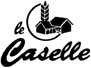 mark for LE CASELLE, trademark #79106298