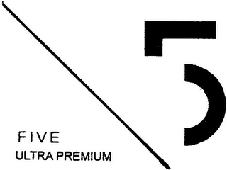 mark for FIVE ULTRA PREMIUM, trademark #79106412