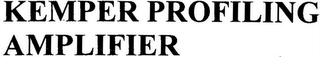 mark for KEMPER PROFILING AMPLIFIER, trademark #79106523