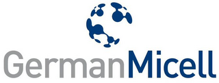 mark for GERMANMICELL, trademark #79106789