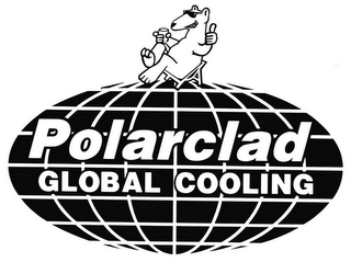 mark for POLARCLAD GLOBAL COOLING, trademark #79106842