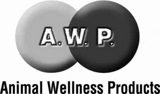 mark for A.W.P. ANIMAL WELLNESS PRODUCTS, trademark #79106985