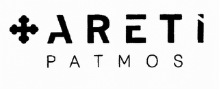 mark for ARETI PATMOS, trademark #79107149