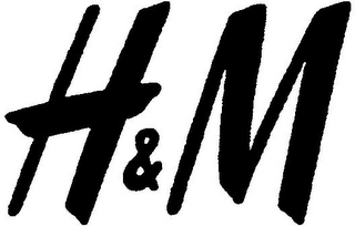 mark for H&M, trademark #79107394