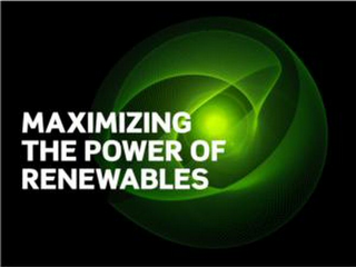 mark for MAXIMIZING THE POWER OF RENEWABLES, trademark #79107821
