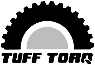 mark for TUFF TORQ, trademark #79108292