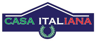 mark for CASA ITALIANA, trademark #79108455