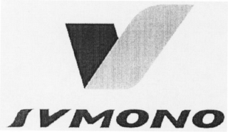 mark for V SVMONO, trademark #79108612