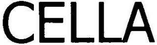 mark for CELLA, trademark #79108686