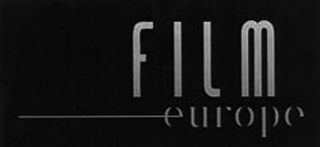 mark for F I L M EUROPE, trademark #79109106