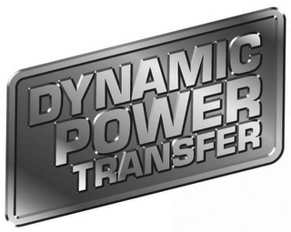 mark for DYNAMIC POWER TRANSFER, trademark #79109138