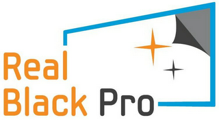 mark for REAL BLACK PRO, trademark #79109193