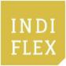 mark for INDI FLEX, trademark #79109290