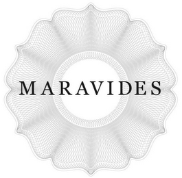 mark for MARAVIDES, trademark #79109455