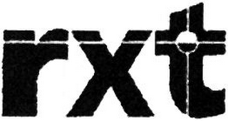 mark for RXT, trademark #79109824