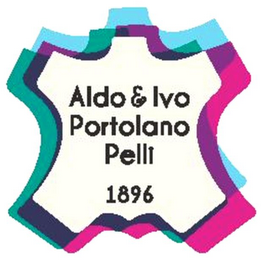 mark for ALDO & IVO PORTOLANO PELLI 1896, trademark #79110212