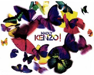 mark for MADLY KENZO!, trademark #79110344