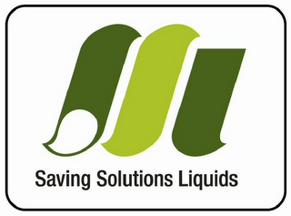 mark for SSL SAVING SOLUTIONS LIQUIDS, trademark #79110464