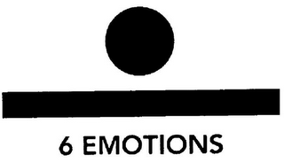 mark for 6 EMOTIONS, trademark #79110666