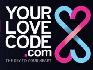 mark for YOURLOVECODE.COM THE KEY TO YOUR HEART, trademark #79110692