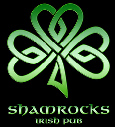 mark for SHAMROCKS IRISH PUB, trademark #79111208