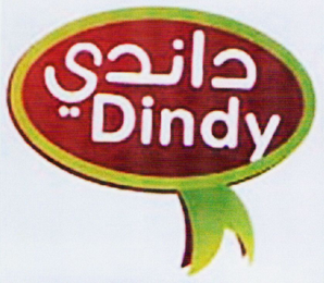 mark for DINDY, trademark #79111361