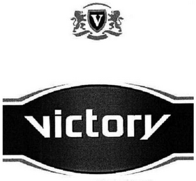 mark for V VICTORY, trademark #79111409