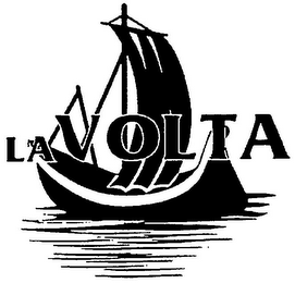 mark for LA VOLTA, trademark #79111611