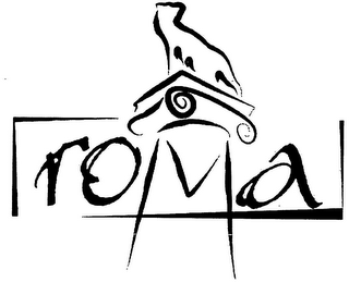 mark for ROMA, trademark #79111795