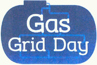 mark for GAS GRID DAY, trademark #79111864