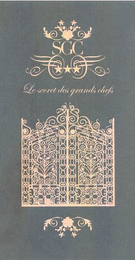 mark for SGC LE SECRET DES GRANDS CHEFS, trademark #79111917