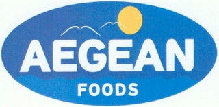 mark for AEGEAN FOODS, trademark #79112241