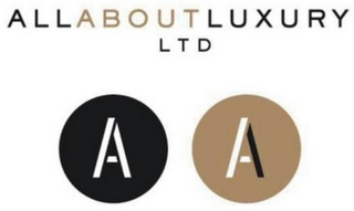 mark for ALLABOUTLUXURY LTD A A, trademark #79112319