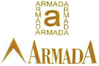 mark for A ARMADA, trademark #79112569