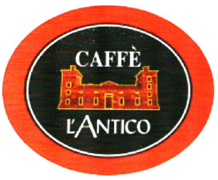 mark for CAFFÈ L'ANTICO, trademark #79112590
